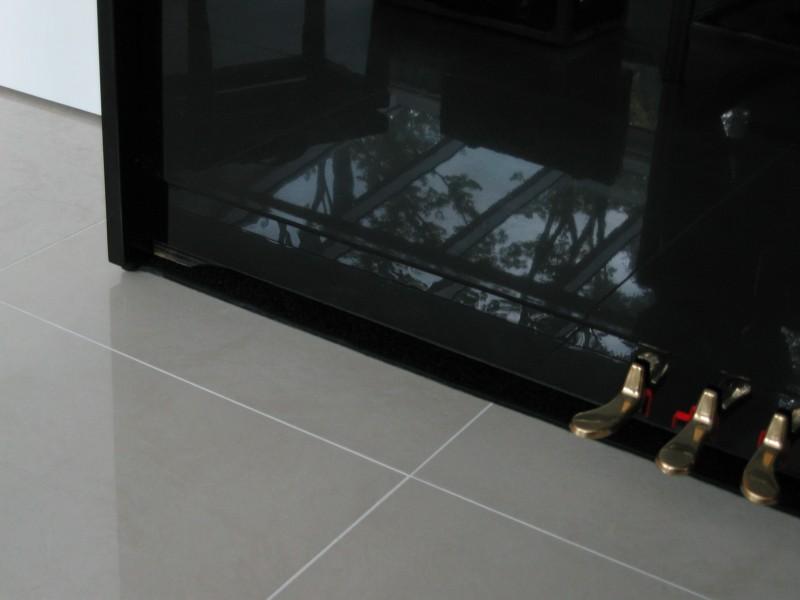 Pianocarpet Klavierteppich S 151 x 32 cm