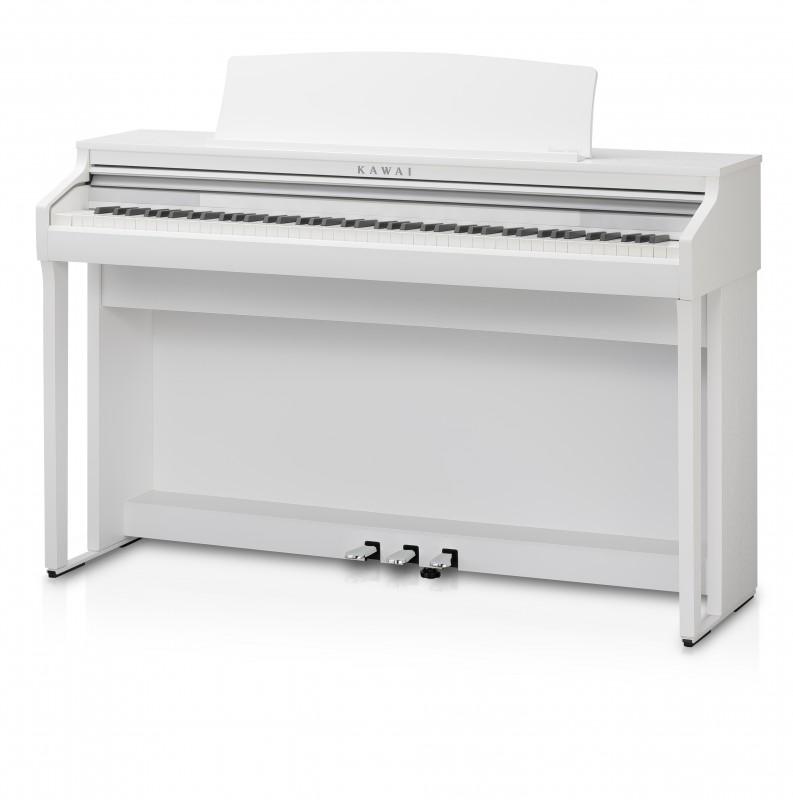KAWAI CA 48 W Digitalpiano Weiß