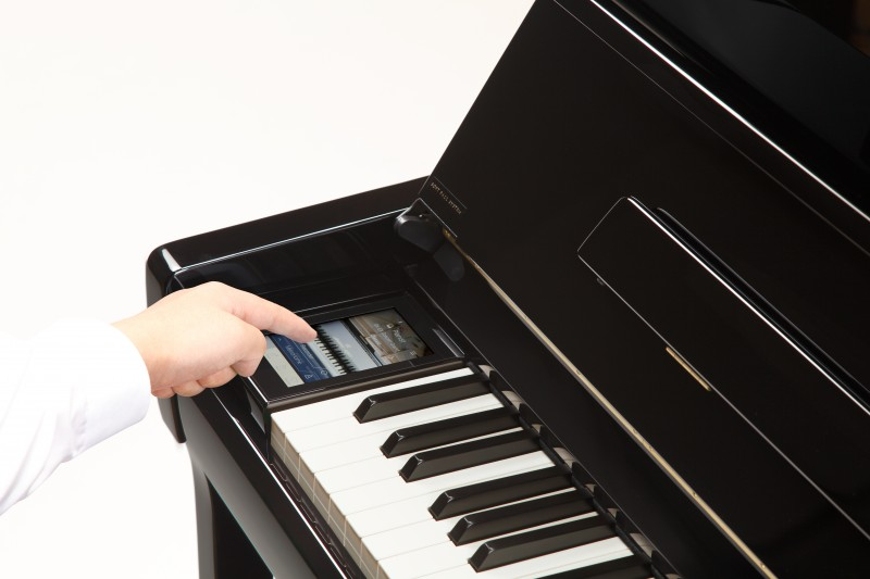 KAWAI K-600 ATX3 AnyTime Klavier