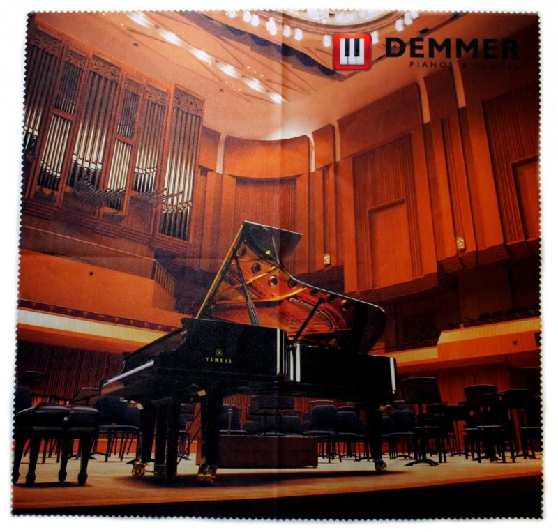 DEMMER Microfasertuch für Klavierlack