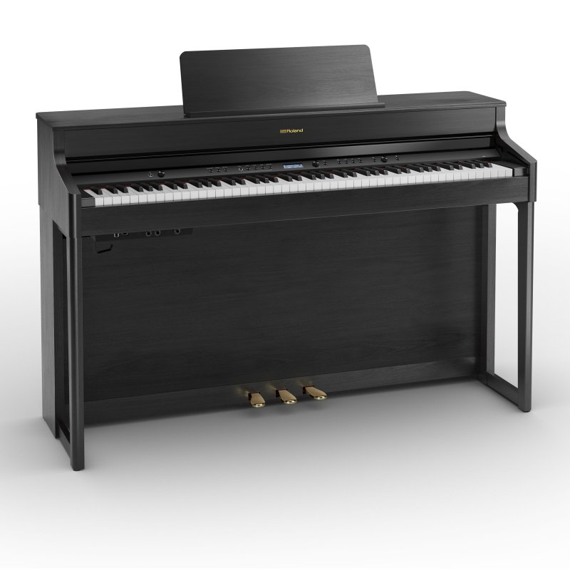ROLAND HP702 Digitalpiano Anthrazit