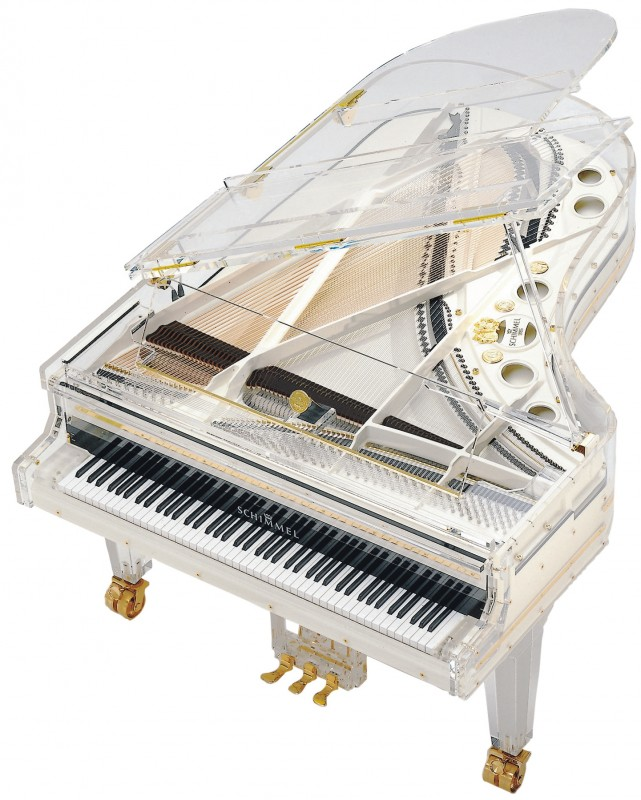 SCHIMMEL Konzert K-213 Glasflügel