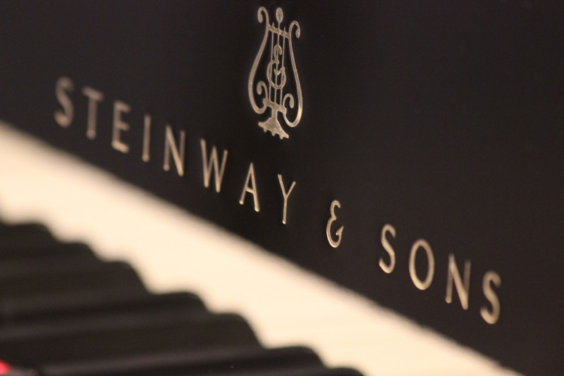 STEINWAY & SONS A-Flügel Bj. 1892 Vintage -verkauft-