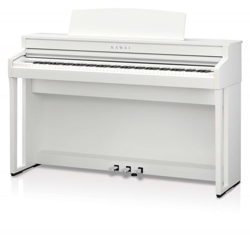 KAWAI CA 59 WH Digitalpiano Weiß