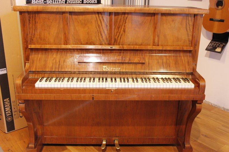 THÜRMER 129 Klavier Bj. 1930 Vintage -verkauft-