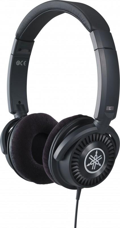 YAMAHA HPH-150 Kopfhörer schwarz