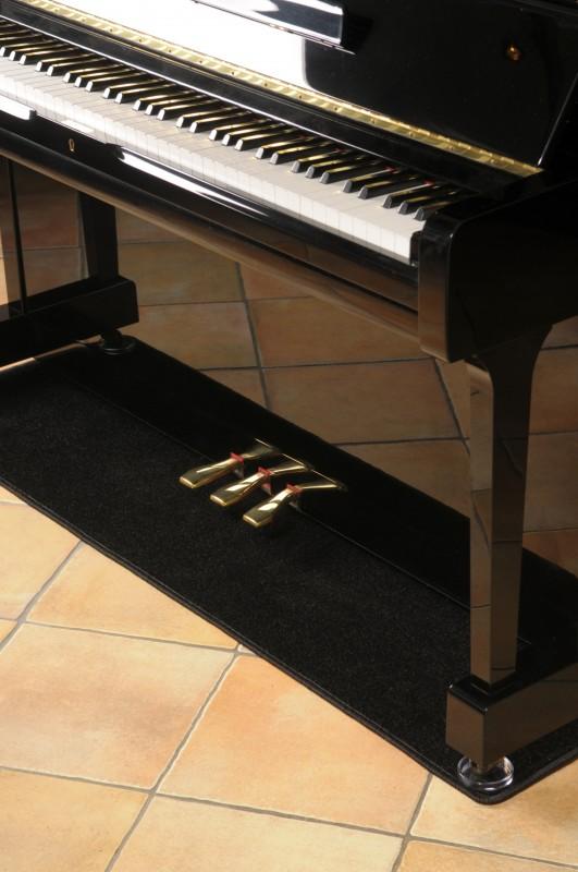 Pianocarpet Klavierteppich L 151 x 58 cm
