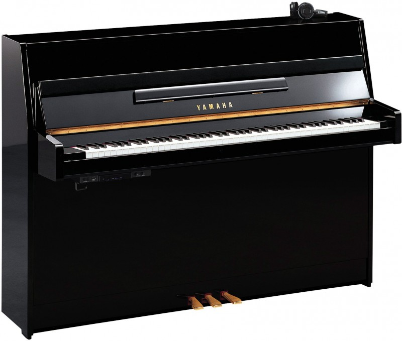 YAMAHA B1 SC2 Silent Klavier - andere Farben