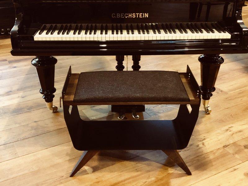 """MAKONI No.02 Accento Klavierbank """"Edition Black"""""""