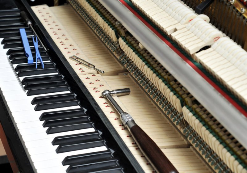 Klavierstimmung oder Flügelstimmung PLZ 6xxxx