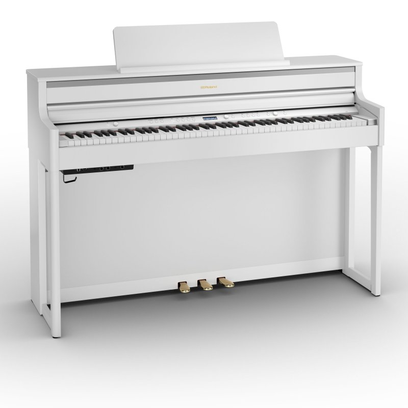 ROLAND HP704 WH Digitalpiano Weiß
