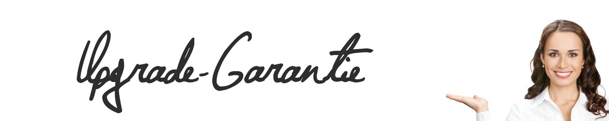 Upgrade-Garantie