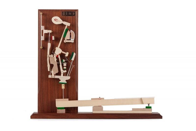 LUO Klavier Mechanikmodell