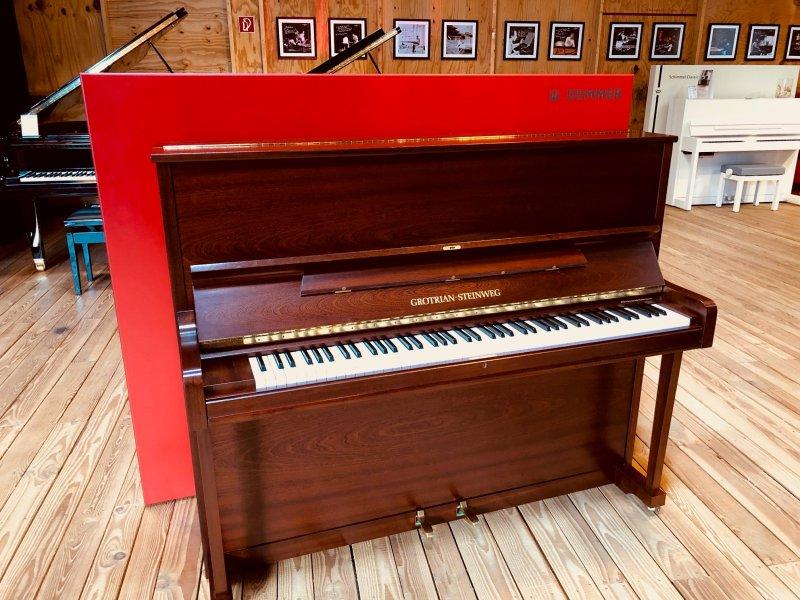 GROTRIAN-STEINWEG 122 Klavier Bj. 1983 -verkauft-