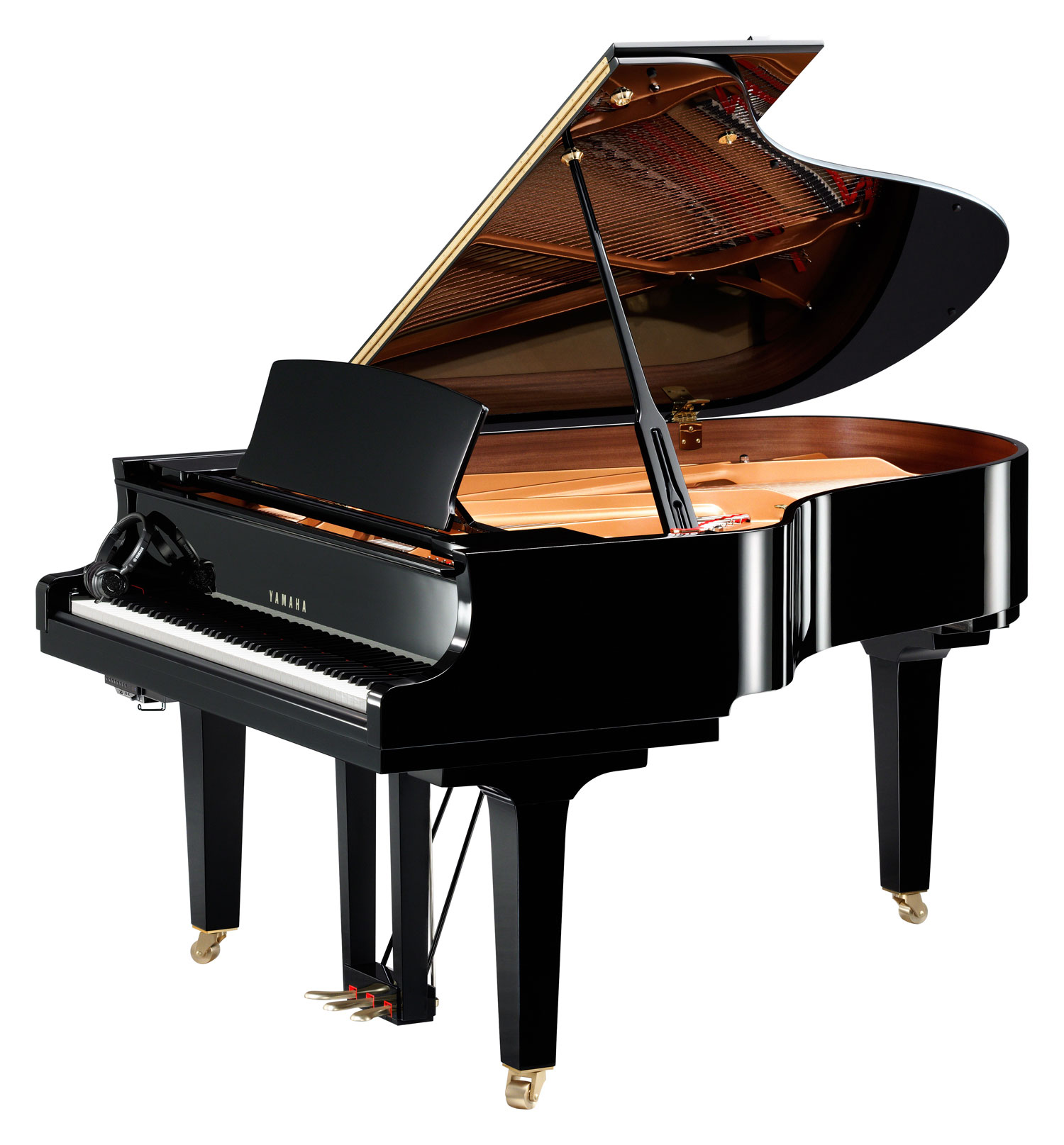 Yamaha C Silent Piano