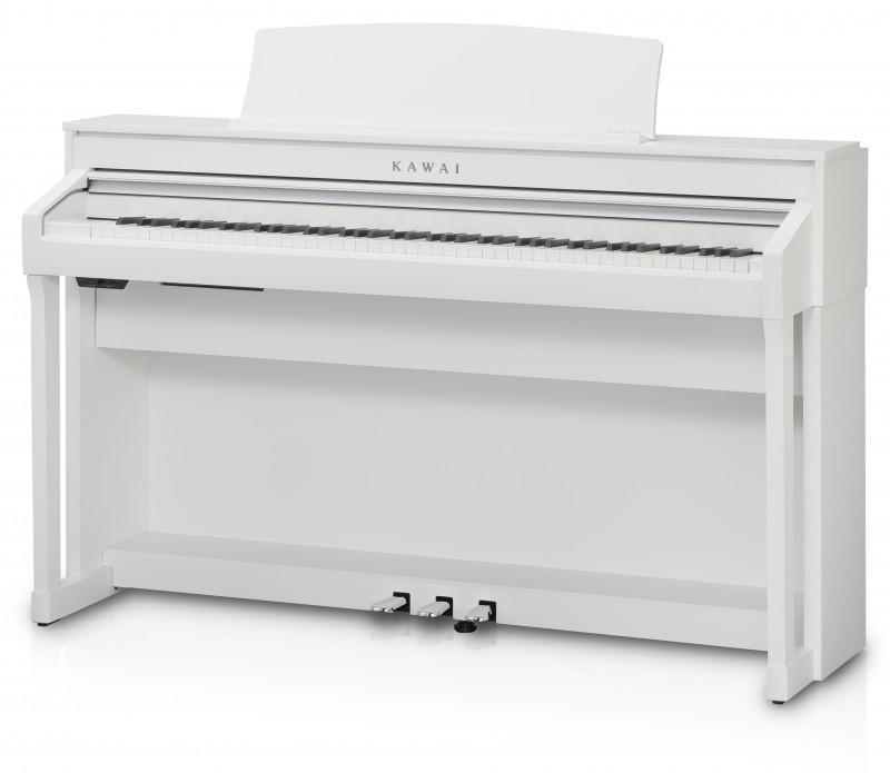 KAWAI CA 58 W Digitalpiano Weiß