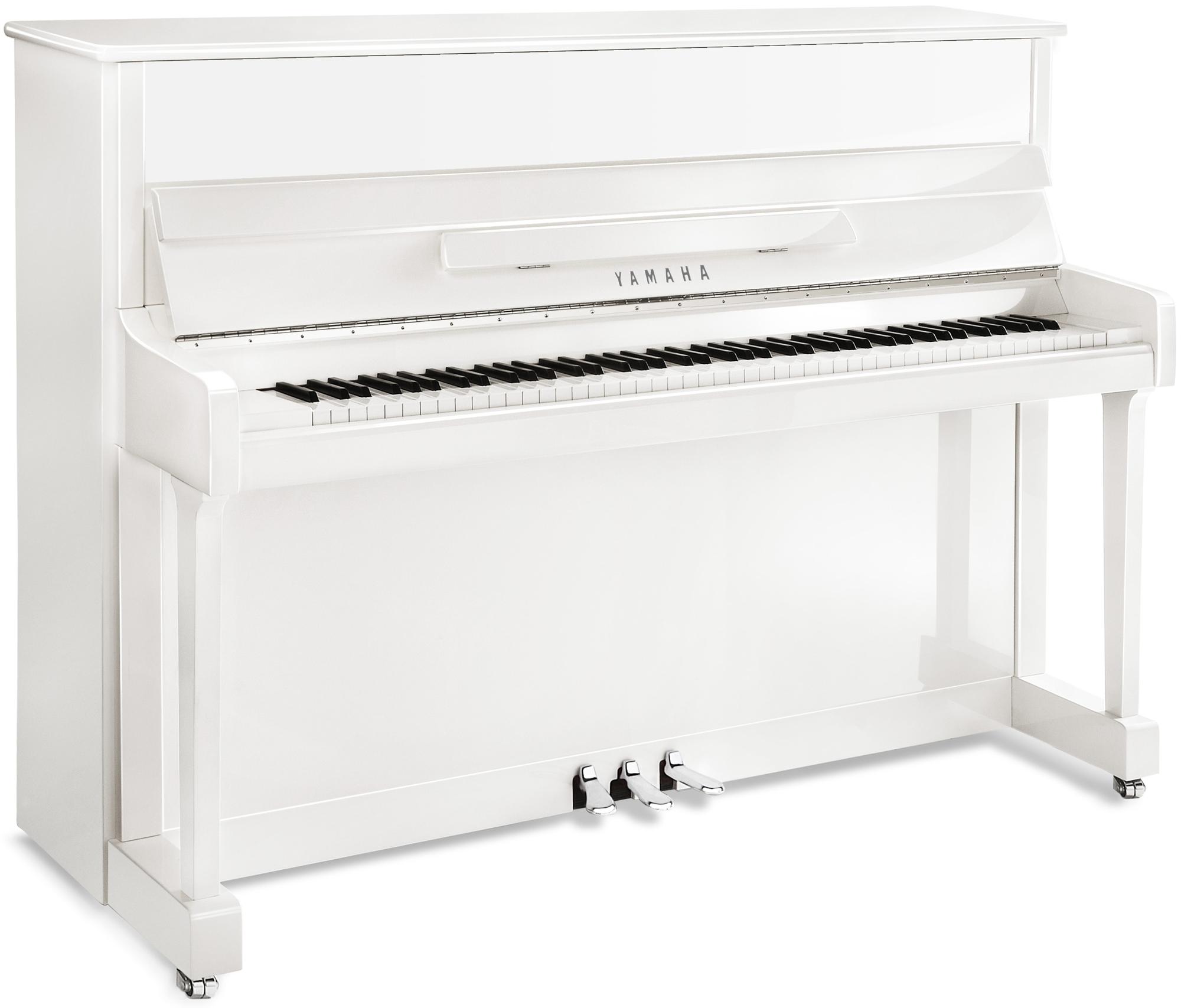 yamaha p116 m klavier chrom beschl ge limitiert. Black Bedroom Furniture Sets. Home Design Ideas