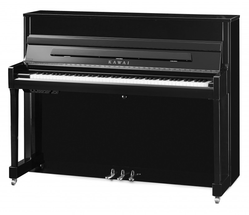 KAWAI K-200 ATX3 AnyTime Klavier Chrom Ausstattung