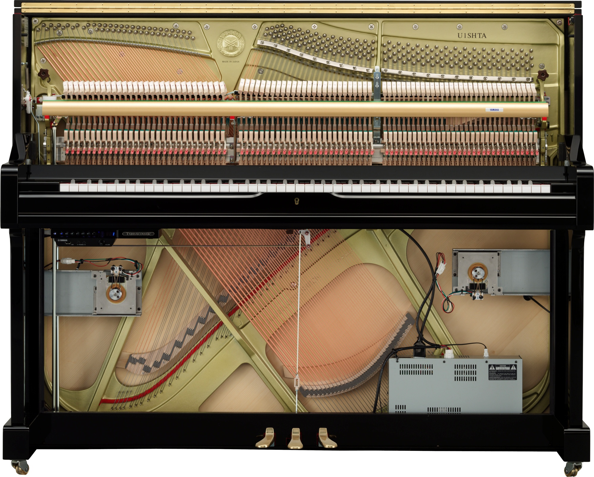 Silent digi weder noch seite 5 clavio klavierforum for Yamaha yas 107 review
