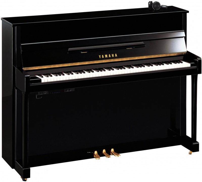 YAMAHA B2E SC2 Silent Klavier - andere Farben