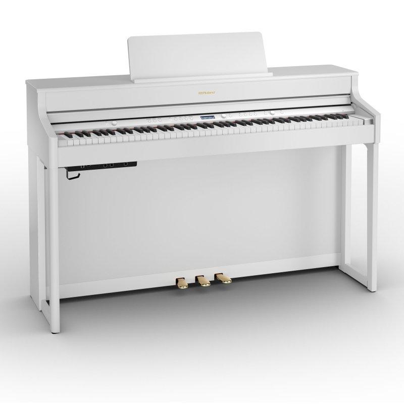 ROLAND HP702 WH Digitalpiano Weiß