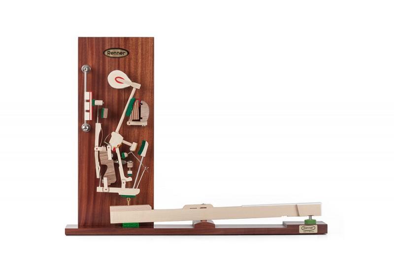 RENNER Klavier Mechanikmodell